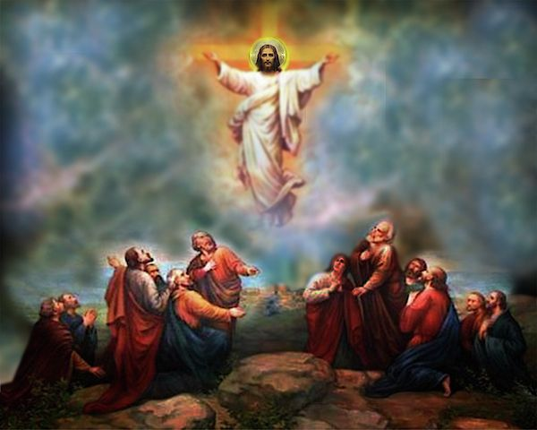 Ascension Day - Service & Reflection | St George Church Chorle | St  George's Church Chorley